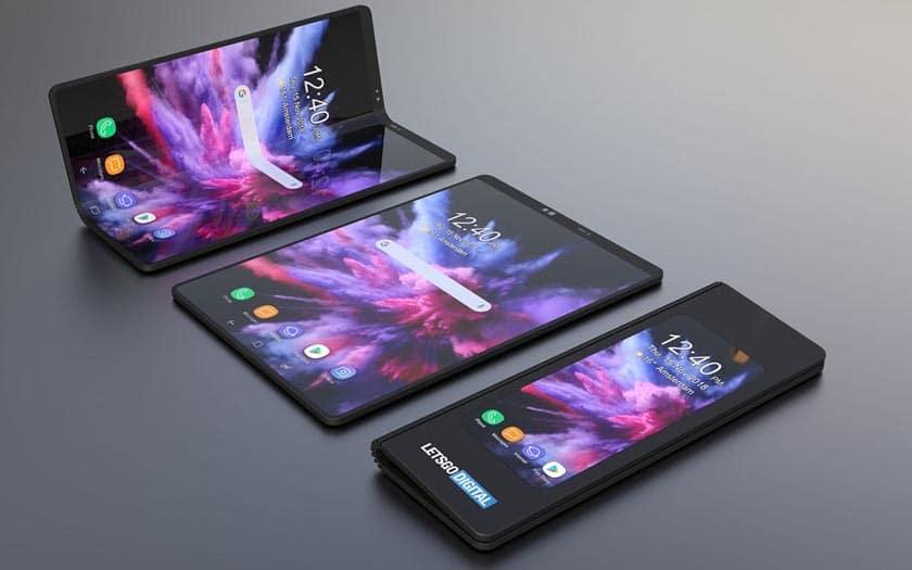 , Samsung x Gorilla Glass – Développement de verre ultra fin pour smartphones pliables en 2021