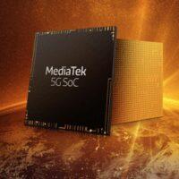 MediaTek lance de nouveaux chipsets