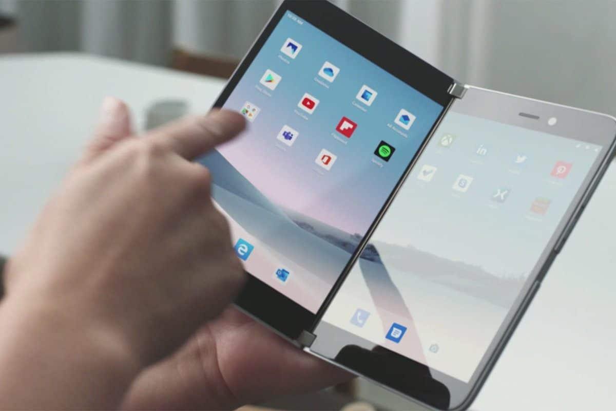 , Le Microsoft Surface Duo et son stylet