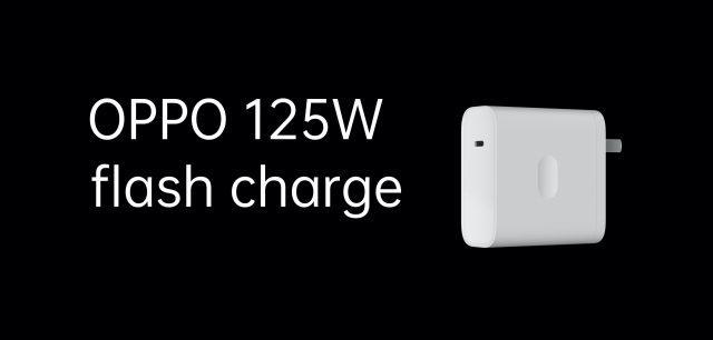 , Oppo et sa nouvelle Technologie Flash Charge de 125 W