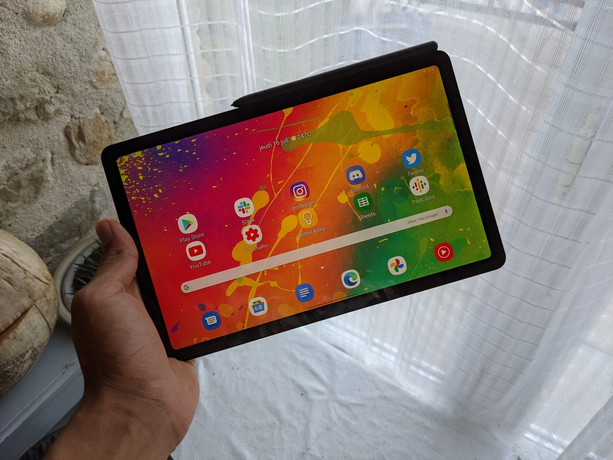 Tab S6 Lite, TEST – Samsung Galaxy Tab S6 Lite : Est-ce à la hauteur ?