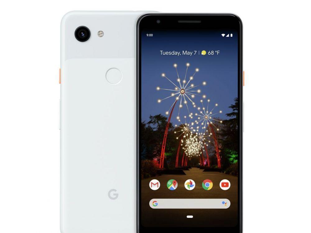 , Retrait de la vente des Pixel 3a et 3a XL de Google