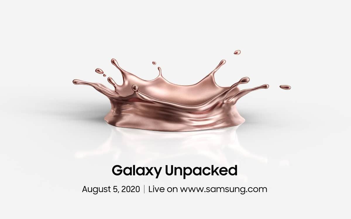 galaxy-note-20-conférence-unpacked-5-août-2020