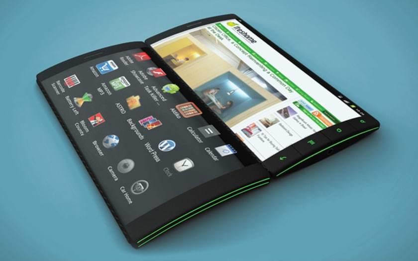 , Des constructeurs chinois à la conquête des Smartphones pliables