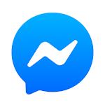 logo Messenger – Textos et appels vidéo gratuits