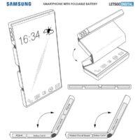 Samsung dépose le brevet d'une batterie flexible