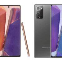 Galaxy Note : la fin d'une gamme de smartphones Samsung en 2021