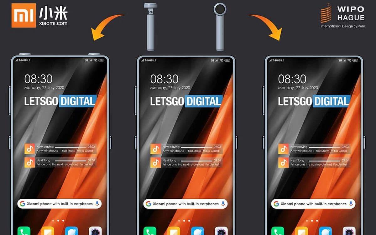 smartphone-Xiaomi-ecouteurs-integres