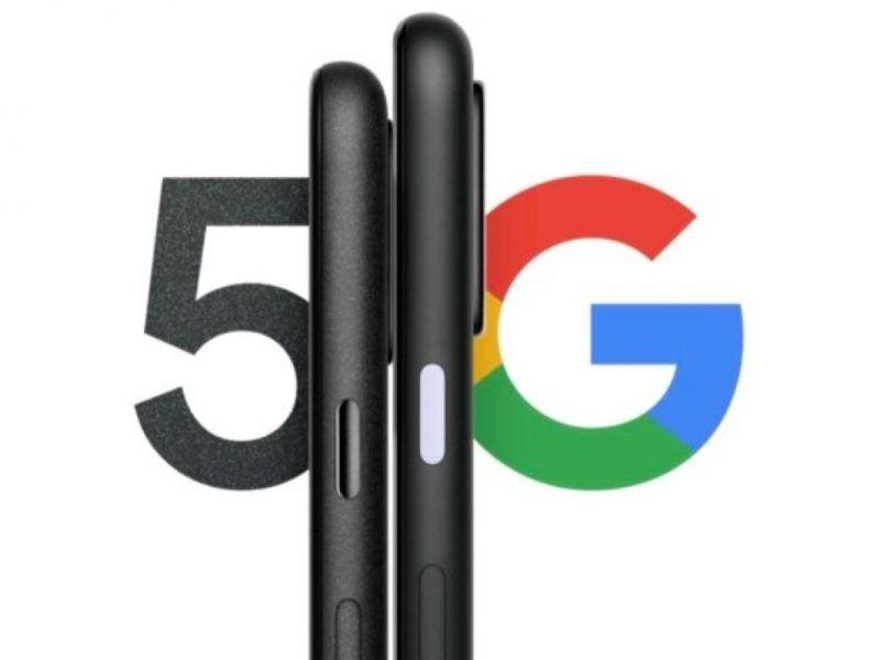 , Pixel 4a 5G et Pixel 5 : Google lance ses smarphones 5G dès le 8 octobre