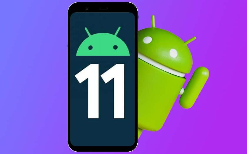 Android 11, Android 11 : nouveautés et smartphones compatibles avec la mise à jour