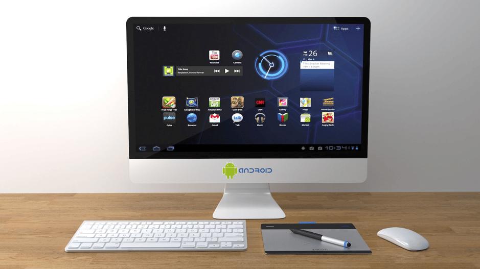 android pc, Android sur PC, pourquoi et comment l'installer ?