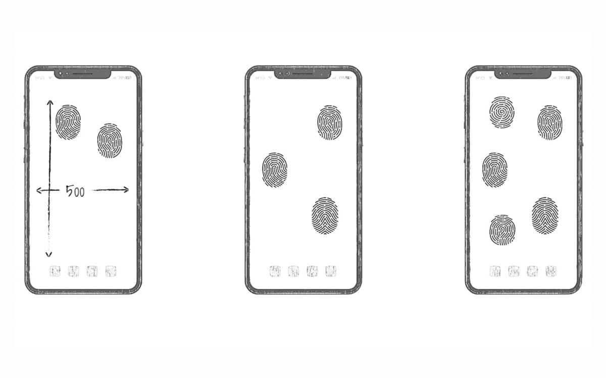 , Huawei : bientôt des capteurs d'empreintes sous l'intégralité de l'écran ?