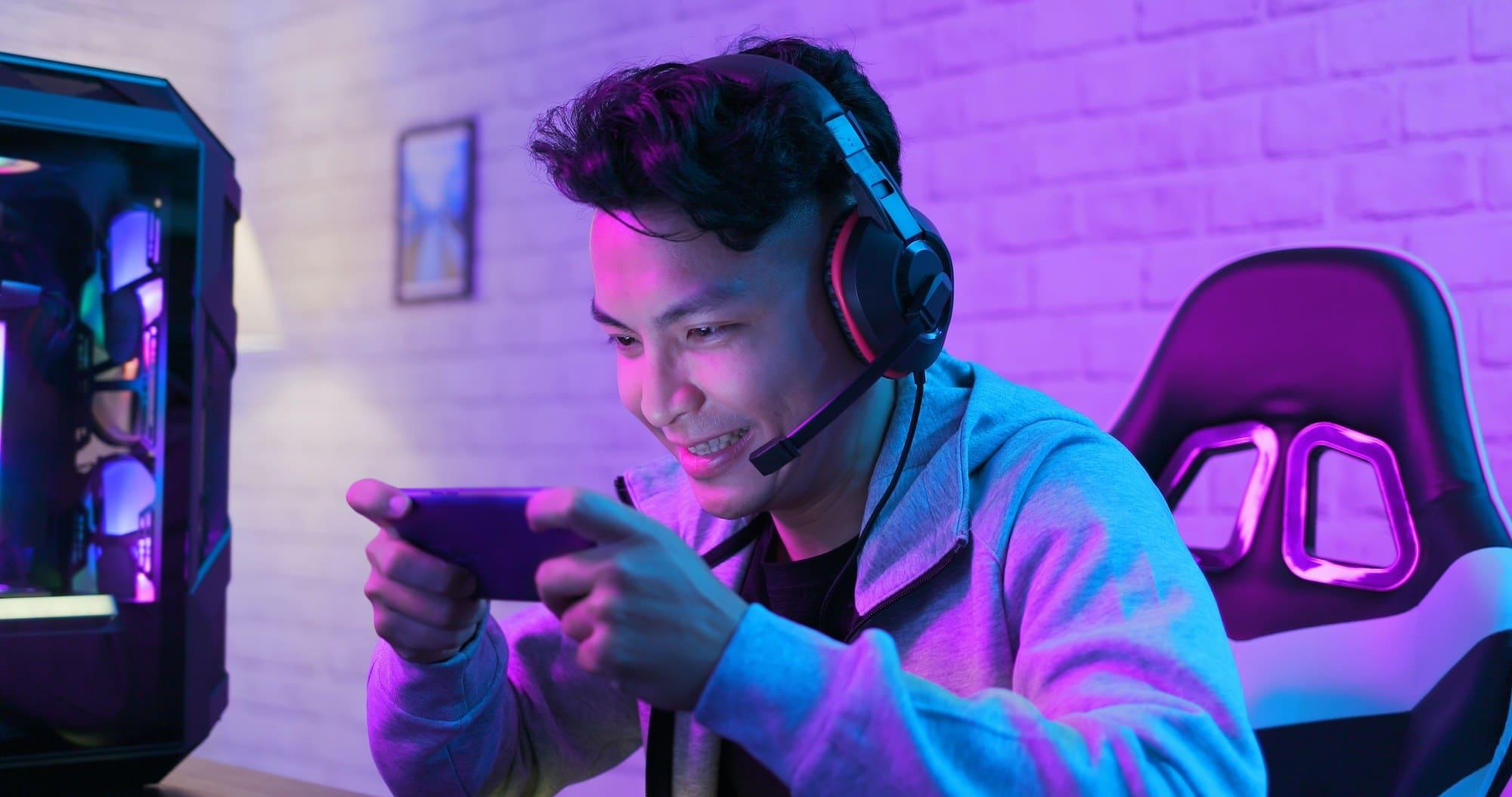 Jeux en ligne app