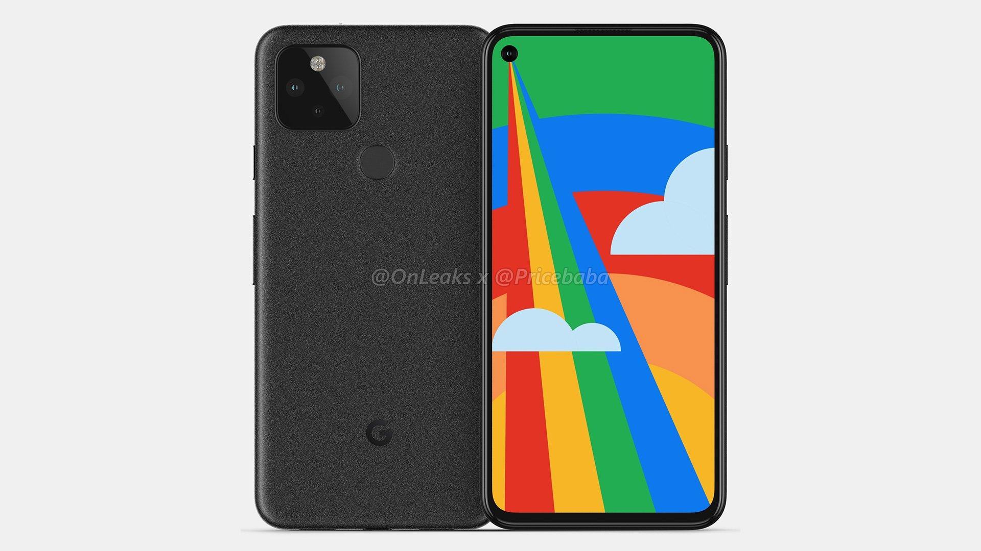 google-pixel-5-design