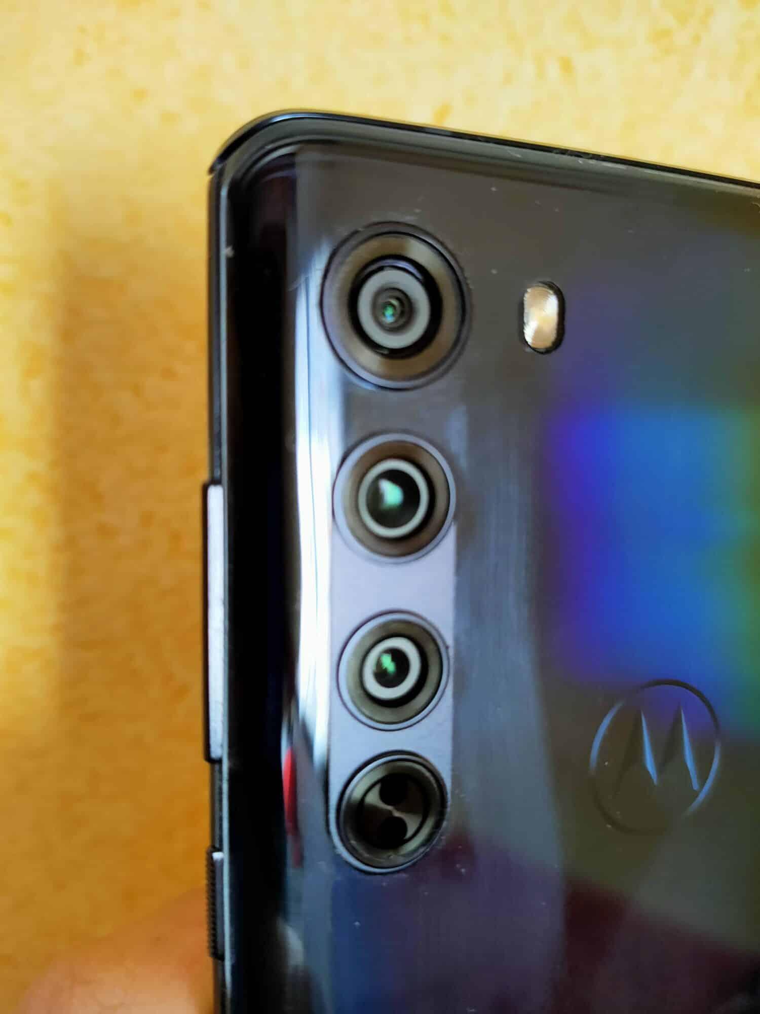 Motorola Edge | Capteurs