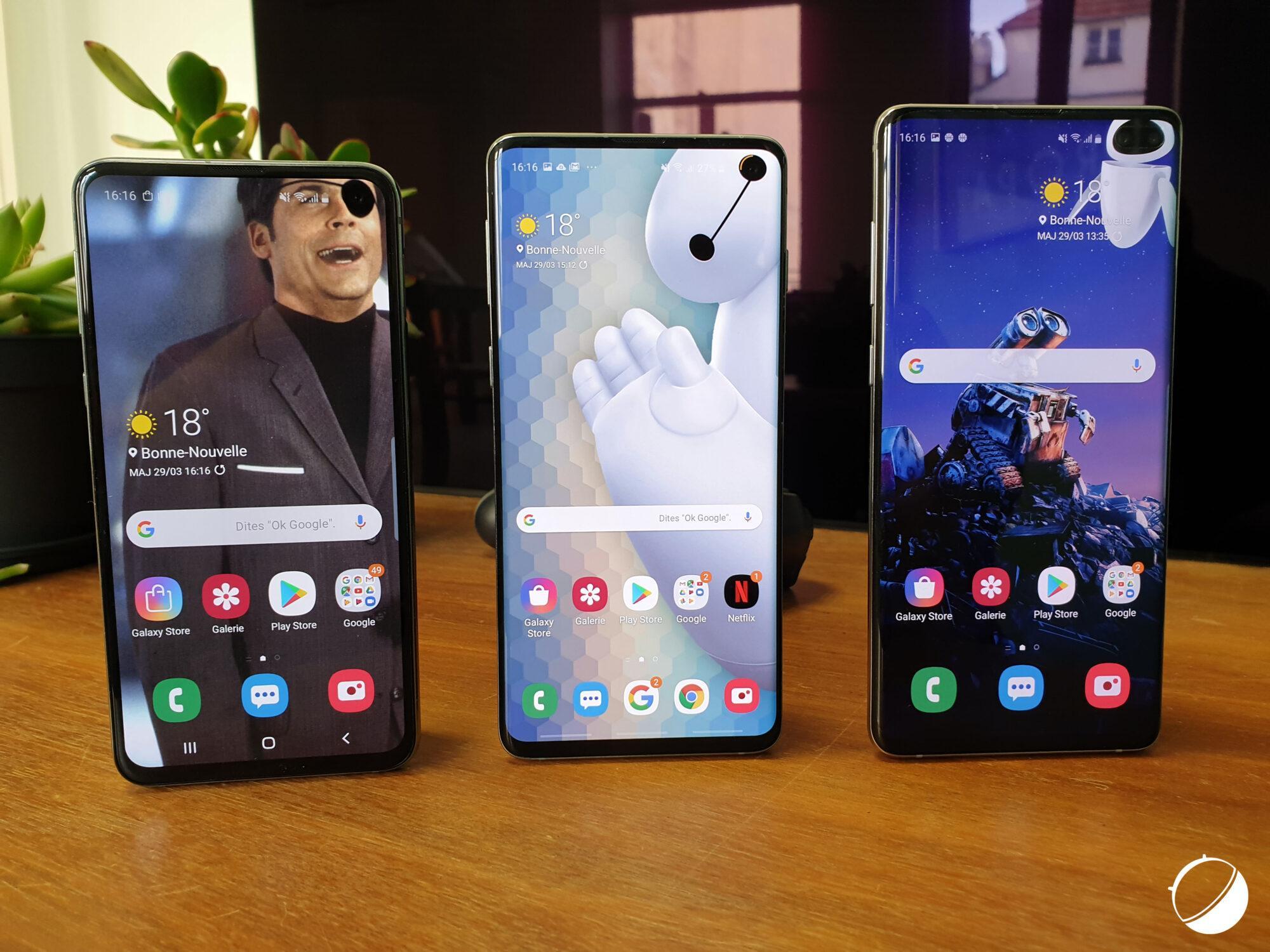 , Samsung reste le leader incontesté du smartphone en Europe