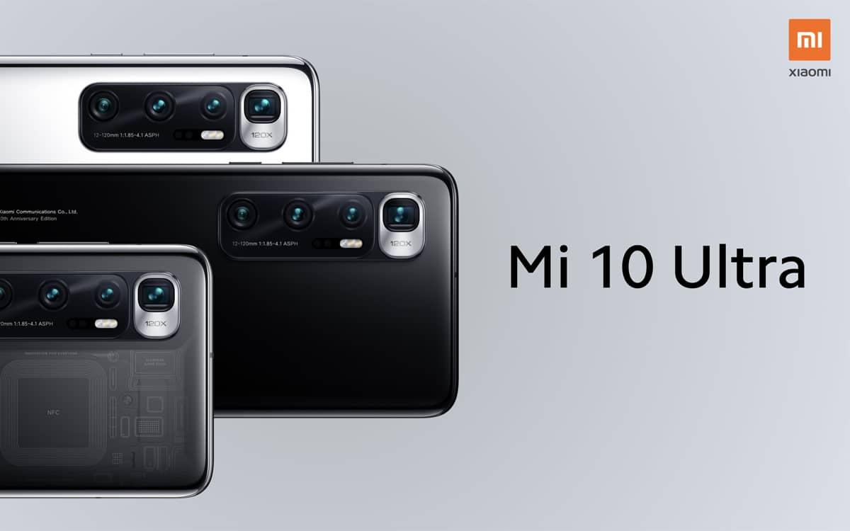 Xiaomi Mi 10 Ultra, Xiaomi Mi 10 Ultra : 1 million de dollars pour avoir diffusé l'unboxing avant l'heure