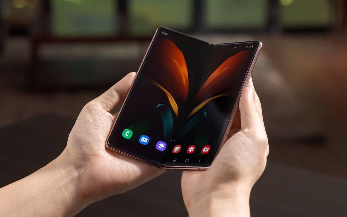 , Galaxy Z Fold 2 : un benchmark dévoile la puissance du smartphone pliable