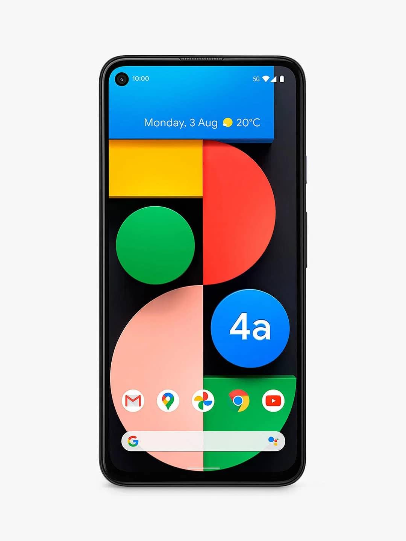 Google-Pixel-4a-5G-rendu-avant-fiche-technique