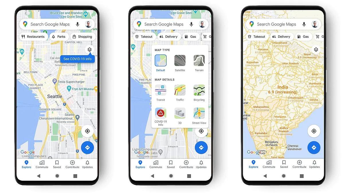 Google-maps-cas-covid-19