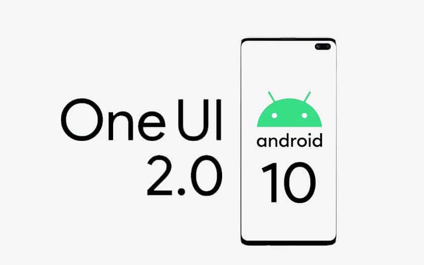 OneUI 2.0 Android image officielle