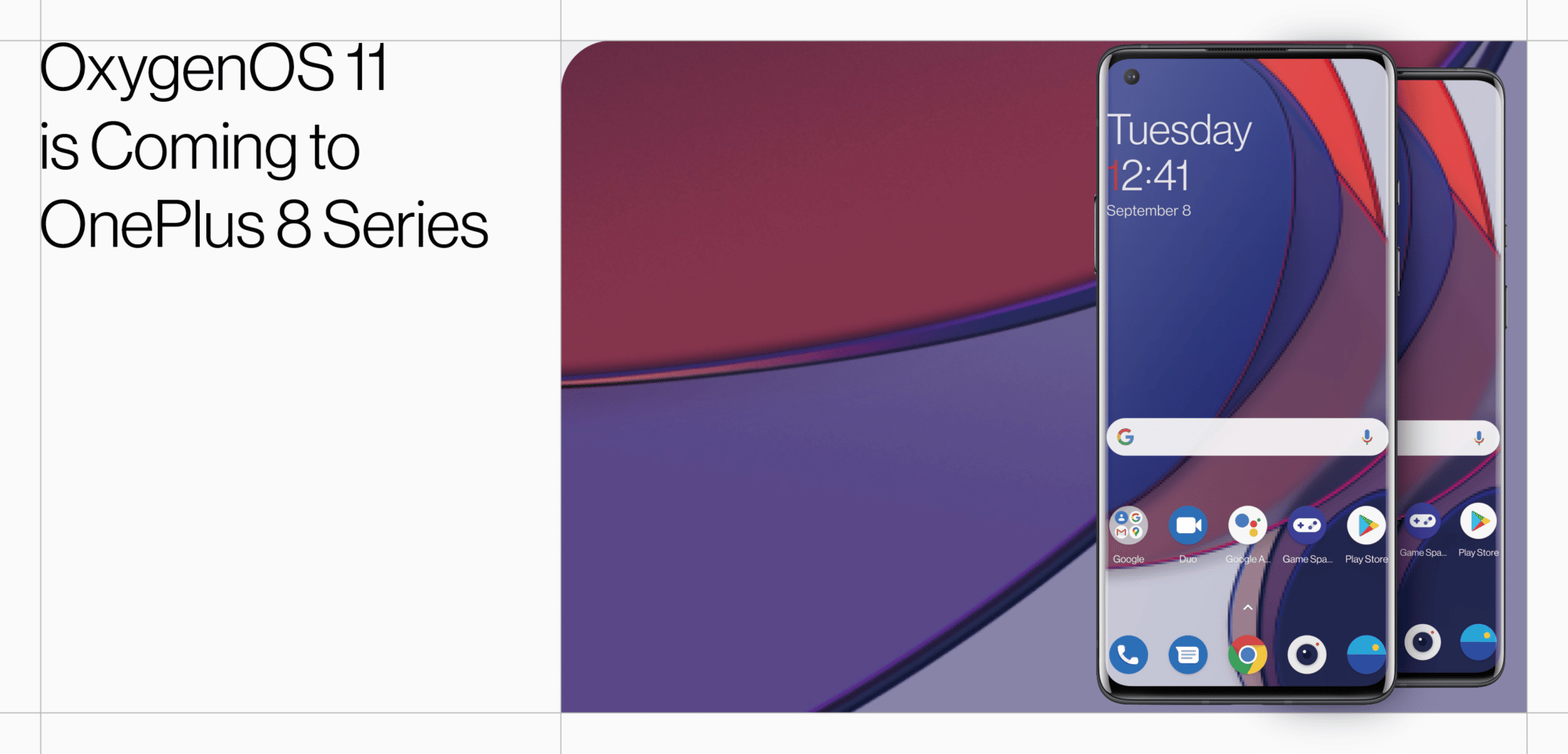 OxygenOS 11 series OnePlus
