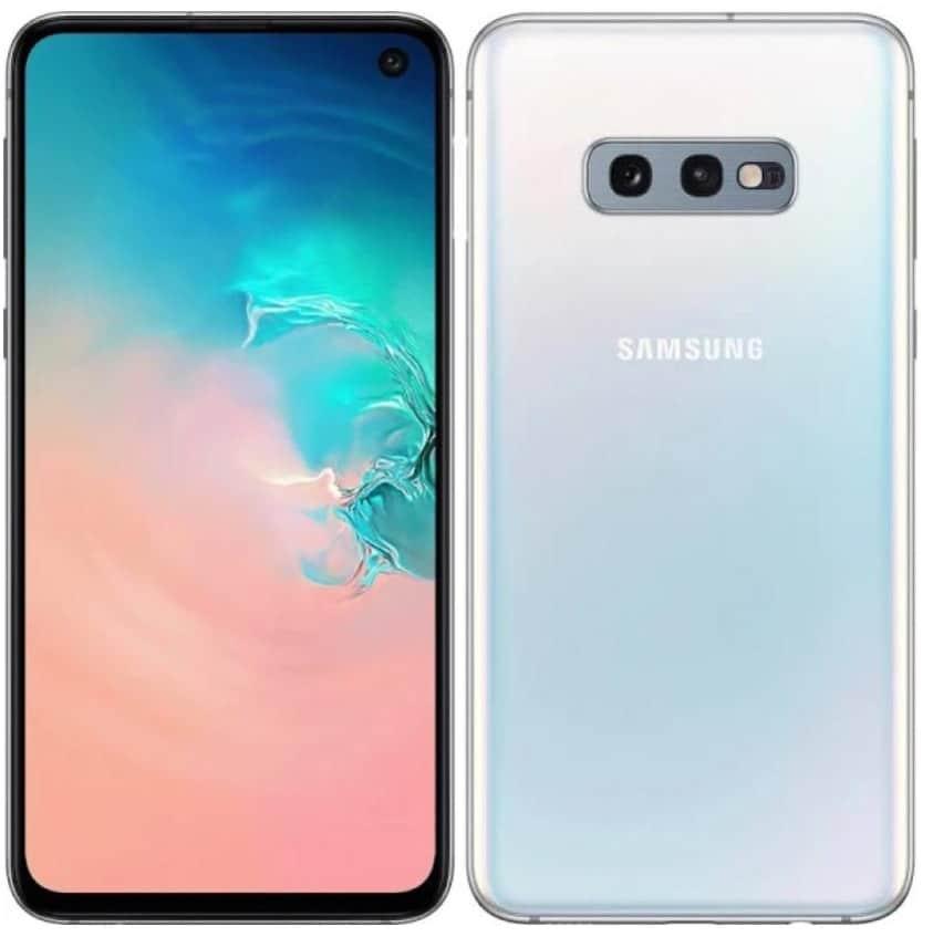 S10e smartphone compact samsung galaxy