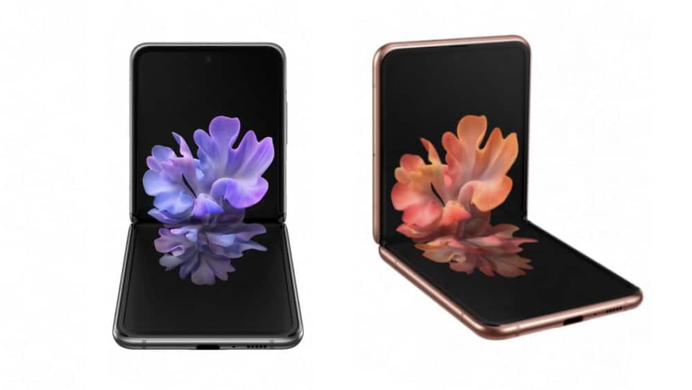 Samsung galaxy z flip 2 premiere informations
