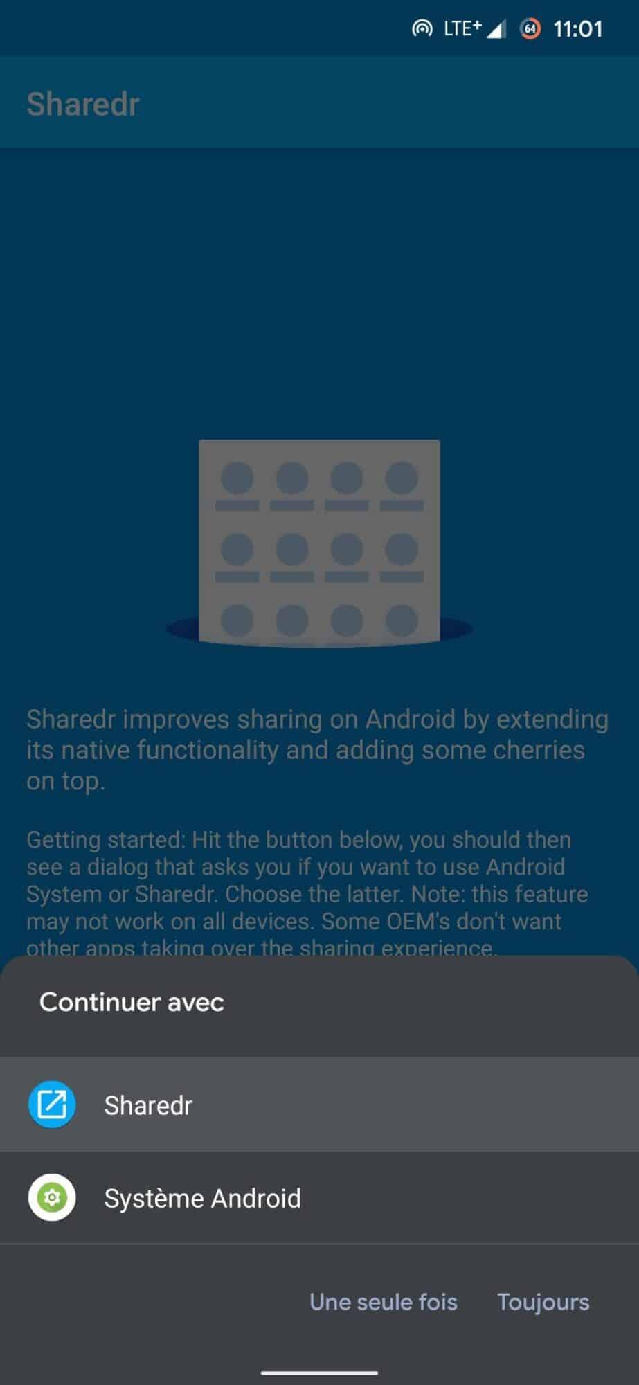 menu partager, Comment customiser le menu Partager de votre smartphone ?