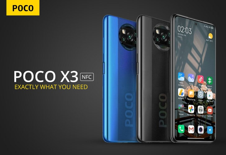 Xiaomi-Poco-X3-NFC-smartphone-android