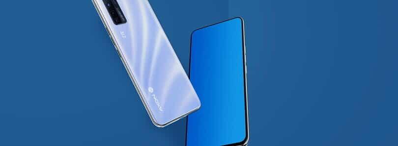 Axon 20 5G, Axon 20 5G : Premier smartphone avec caméra sous écran disponible ce mois