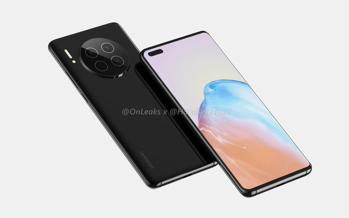 , Huawei Mate 40 : sa sortie  en Europe  repoussée à 2021