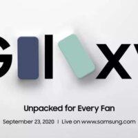 Samsung : un nouveau smartphone Galaxy pour le 23 septembre