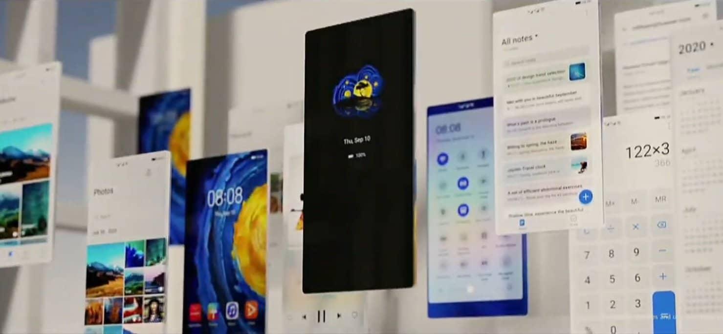 , HarmonyOS compatible avec tous les smartphones sous EMUI 11