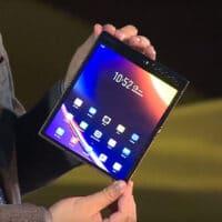 Royole et son nouveau smartphone pliable