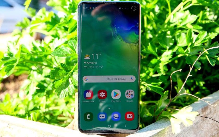 , Galaxy Note 10 : Samsung déploie la mise à jour One UI 2.5