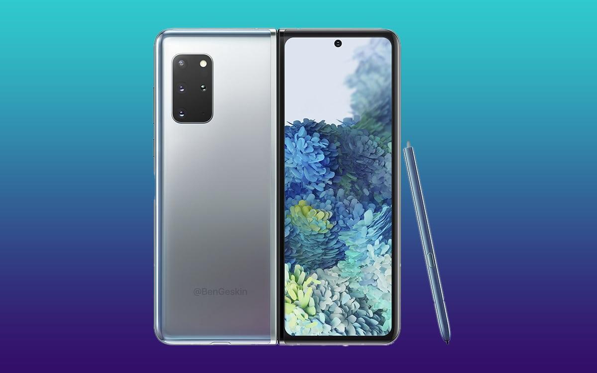 , Galaxy Z Fold 2 : Samsung espère vendre 2 fois plus de Smarphones pliables en 2020