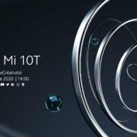 Xiaomi officialise sa série Mi 10T avec trois smartphones