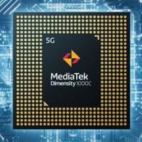 Le Snapdragon 765G serait moins performant que le Dimensity 1000C