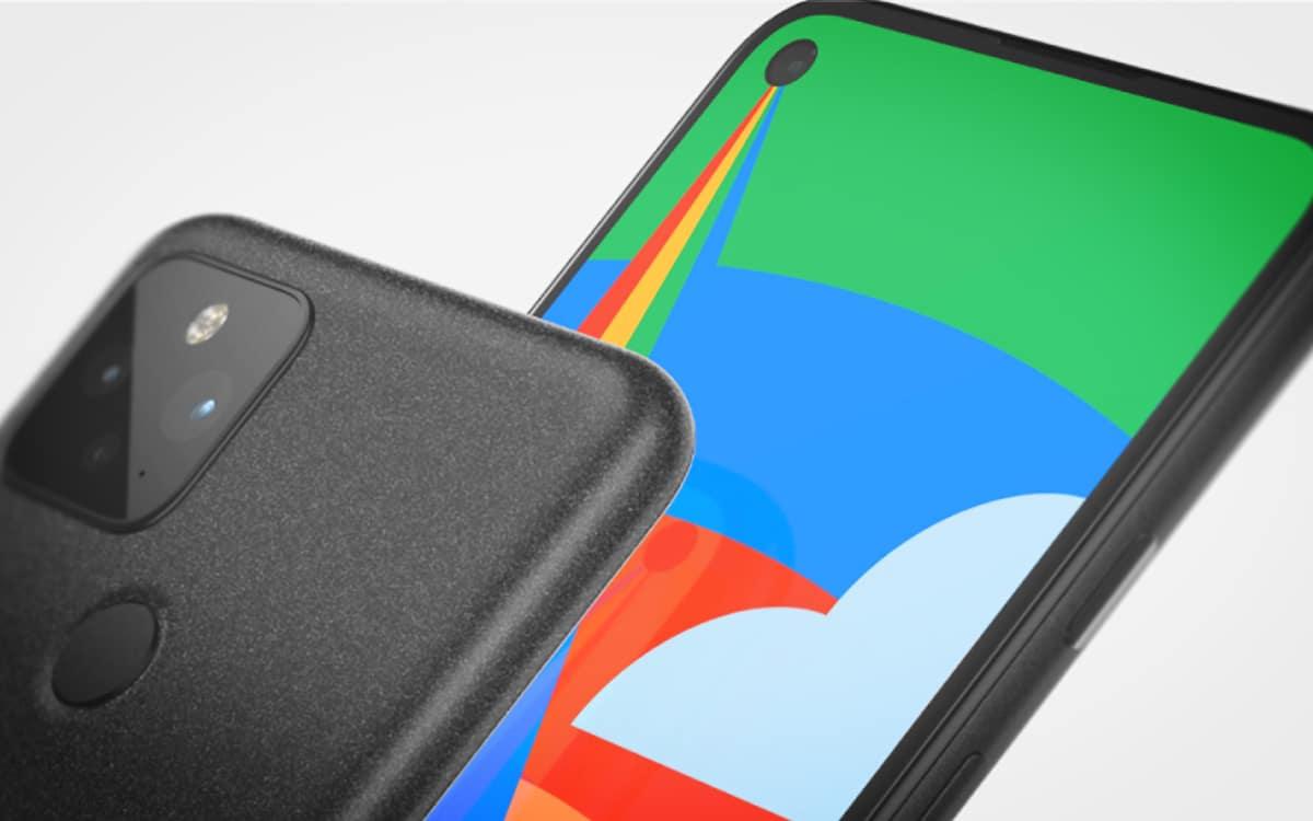 , Google Pixel 5 disponible en deux coloris dès 629 euros