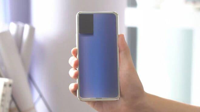 , Vivo et son smartphone qui change de couleur