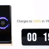 Xiaomi : recharge rapide de 80 watts – 0 à 100% en 20 minutes