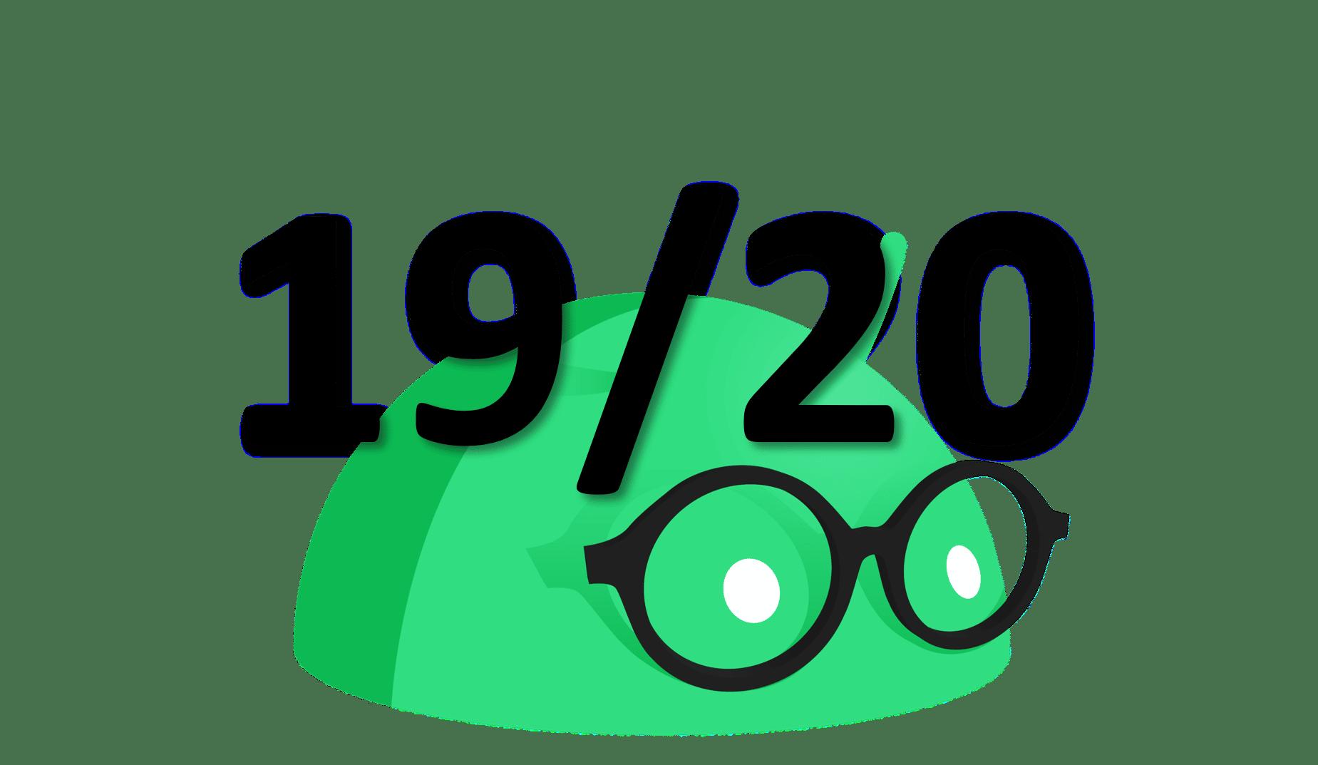 19 sur 20 Note Droidsoft