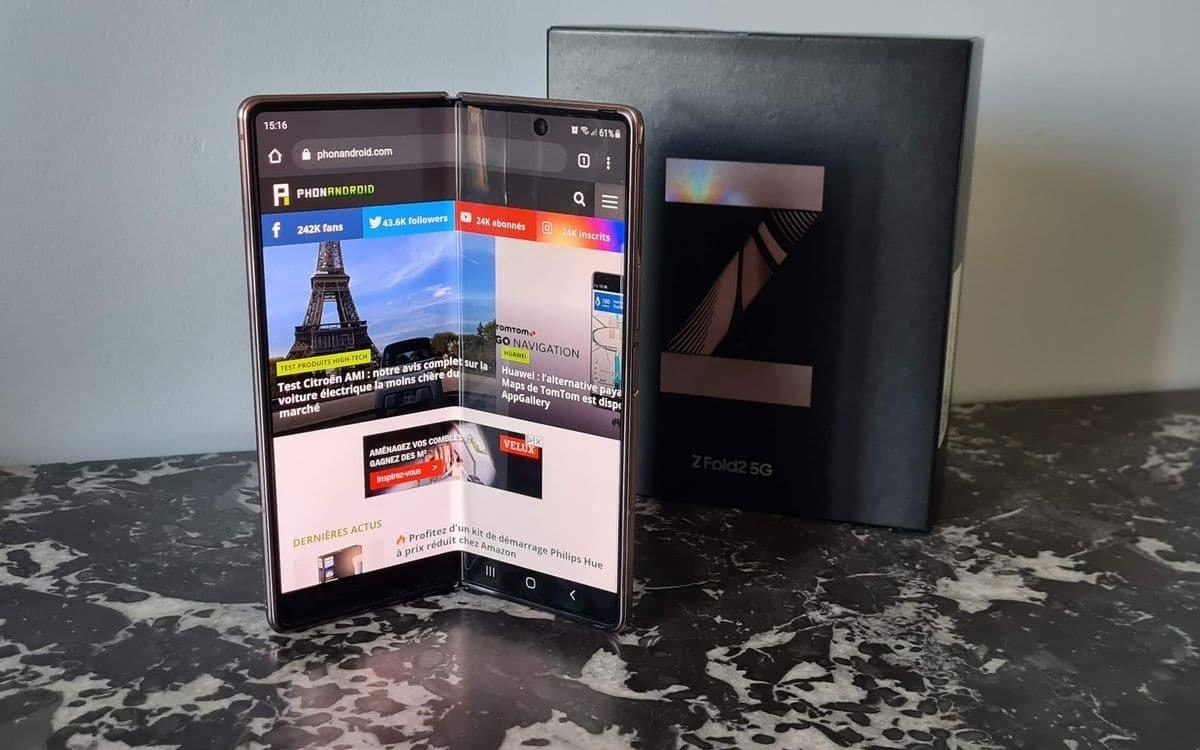 , Galaxy Z Fold 3 : l'arrivée du stylet se précise