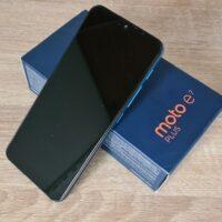 Test – Motorola Moto E7 Plus, le smartphone qui bouge !