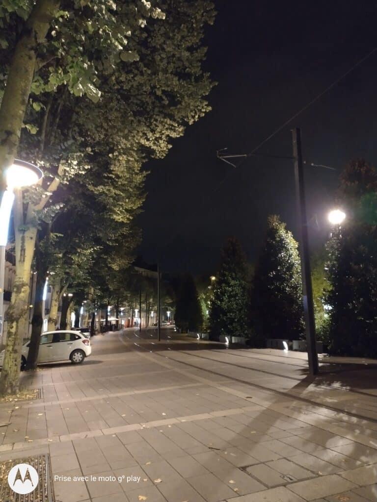 Nuit Moto G9 Play