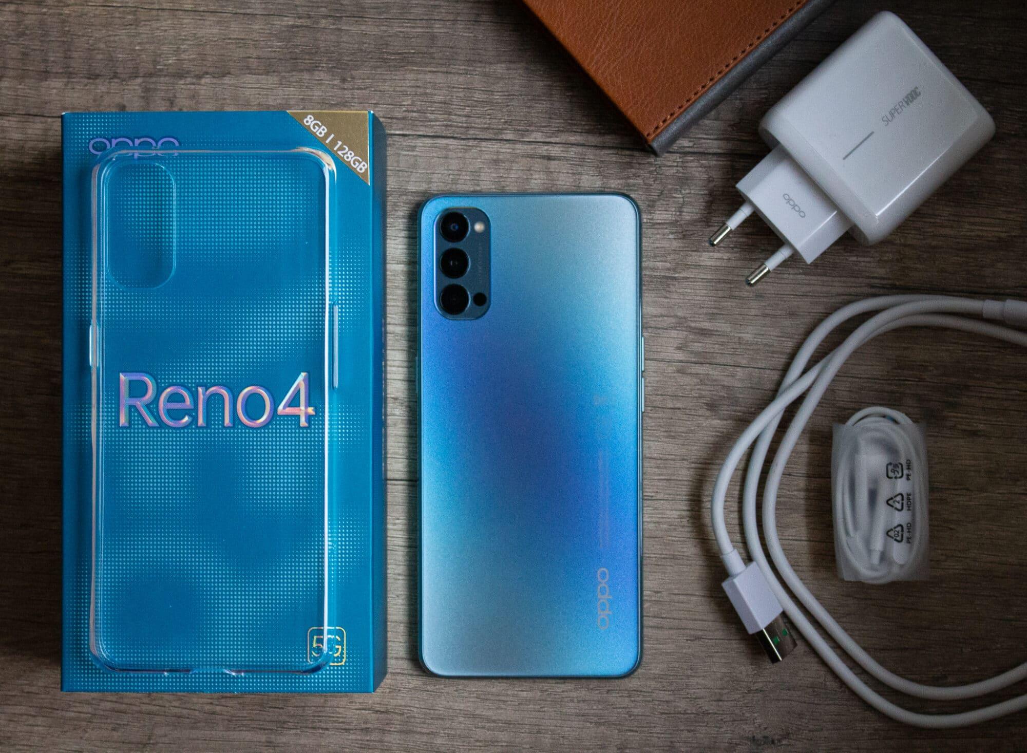 Unboxing 2 Oppo Reno4 5G-2