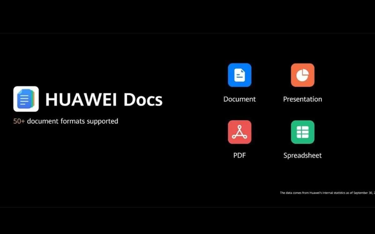 , Huawei dévoile son alternative à Microsoft Office et Google Docs