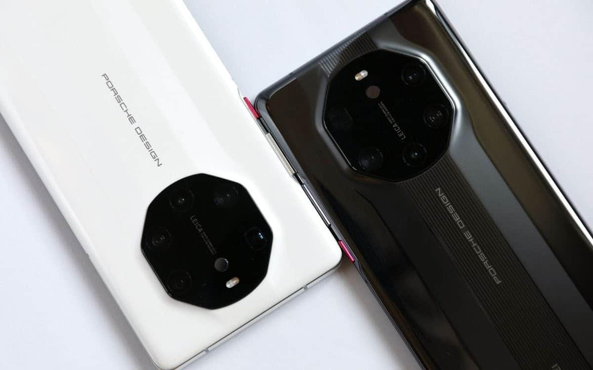 , Huawei Mate 40 RS Porsche Design : Smartphone de luxe en céramique à 2295€ !