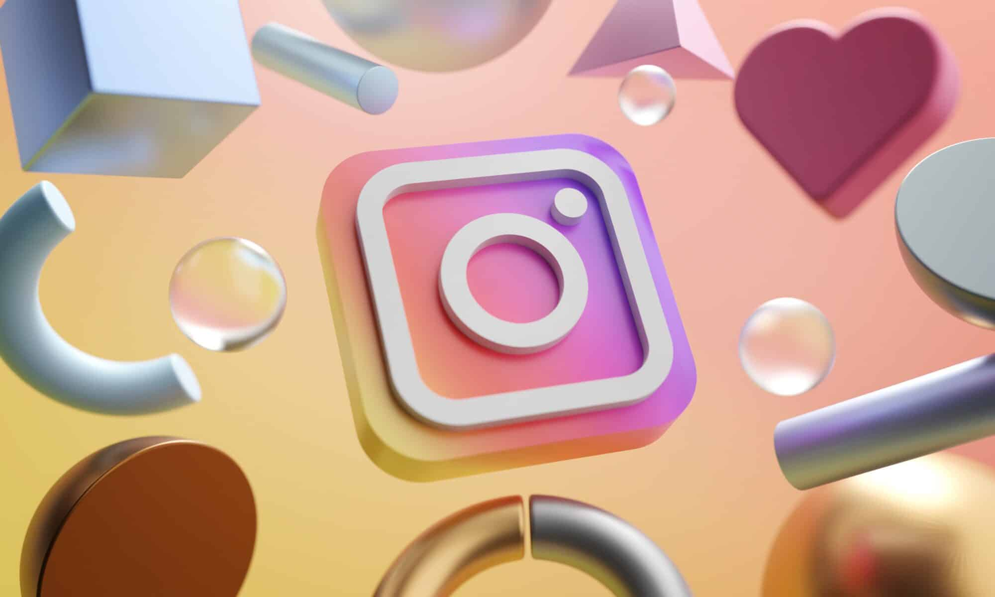 logo instagram smartphone android